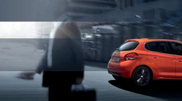 Peugeot 208 - Fast City Car